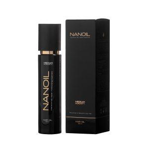 Nanoil - das beste Haarprodukt